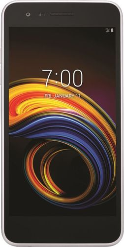 Boost Mobile LG Tribute Empire 16GB Prepaid Smartphone, Silver