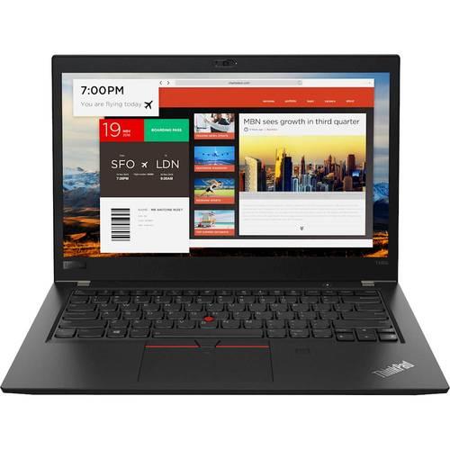 Lenovo ThinkPad T480s 20L7002HUS 14u0022 Laptop i5-8250U 8GB 256GB SSD Win10 Pro