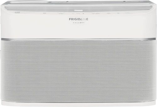 Frigidaire - Cool Connect 250 Sq.Ft 6,000 BTU Smart Window Air Conditioner - White 250 sq. ft. cooling capacityApp-controlledENERGY STAR certified4.5 amps<Works with Amazon Alexa and Google Assistant