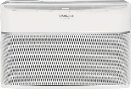 Frigidaire - Gallery 350 Sq. Ft. 8,000 BTU Smart Window Air Conditioner - White 350 sq. ft. cooling capacityRemote control included, App-ControlledEnergy Star Certified5.9 amps