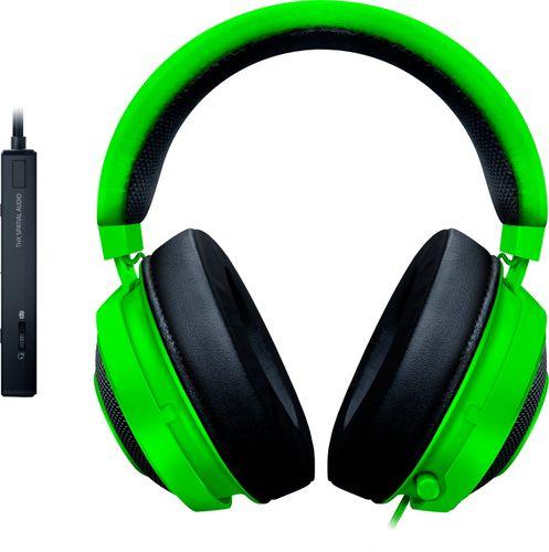 6219864768b Razer Kraken Tournament Edition: THX Spatial Audio - Full Audio Control -  Cooling Gel-