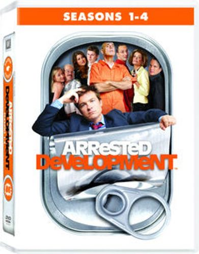 Arrested Development: Seasons 1-4 [DVD]