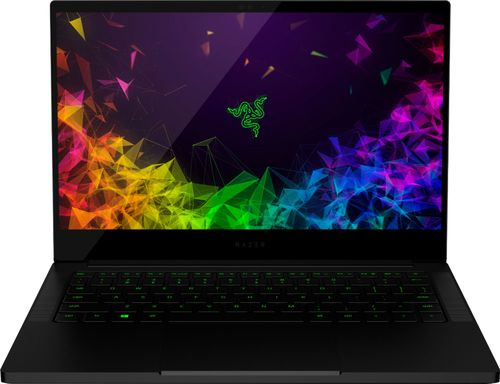 "Razer - Blade Stealth 13.3"" Gaming Laptop - Intel Core i7- 16GB Memory - NVIDIA GeForce MX150 - 256GB Solid State Drive - Black CNC Aluminum"