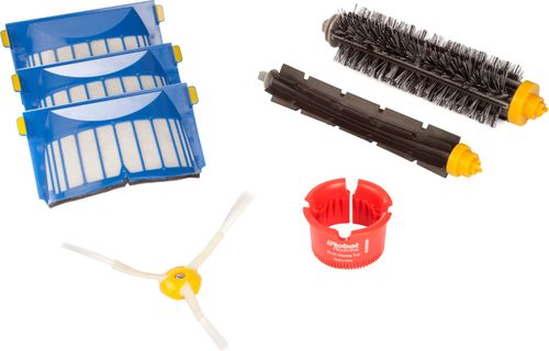 iRobot Authentic Replacement Parts- Roomba 600 Series Replenishment Kit White - 4636432