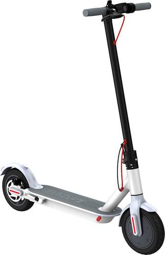Hover-1 Journey Electric Folding Scooter - White