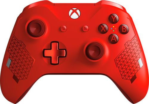 Xbox One Wireless Controller - Sport Red