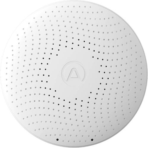 Image of Airthings - Wave Plus Smart Indoor Air Quality Monitor with Radon Detection - White