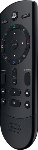 PDP - Cloud Remote for Sony PlayStation 4 - Black