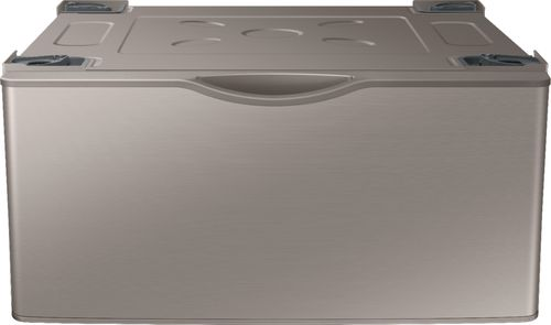 Samsung 14.2 in. Champagne Laundry Pedestal with Storage Drawer