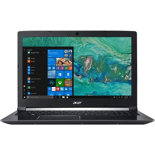 Acer Aspire 7 A715 i7 15.6 inch IPS SSD Black