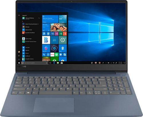 Lenovo - 330S-15IKB 15.6u0022 Laptop - Intel Core i3 - 4GB Memory - 128GB Solid State Drive - Midnight Blue 81F5018EUS Notebook PC Computer
