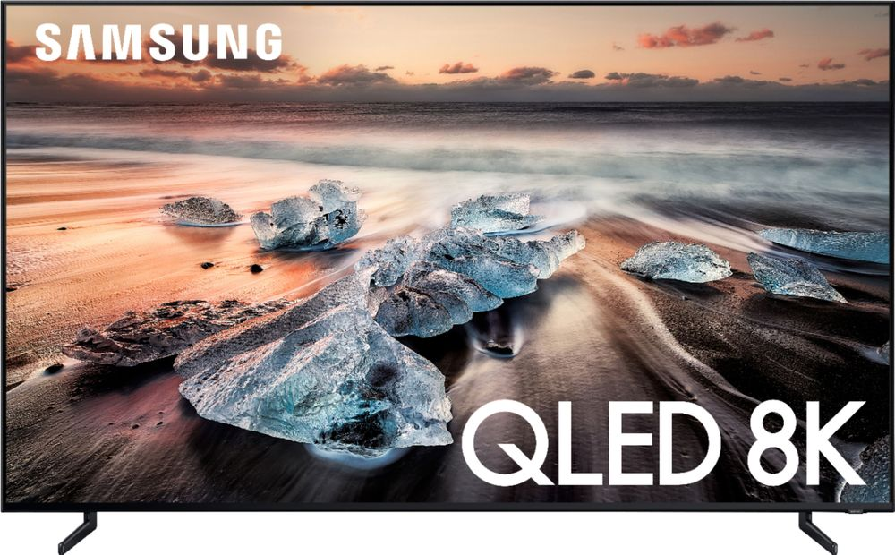 """Samsung - 75"""" Class - LED - Q900 Series - 4320p - Smart - 8K UHD TV with HDR largeFrontImage"""
