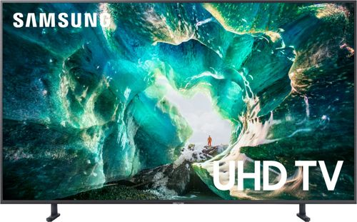 SAMSUNG 49u0022 Class 4K Ultra HD (2160P) HDR Smart LED TV UN49RU8000 (2019 Model)