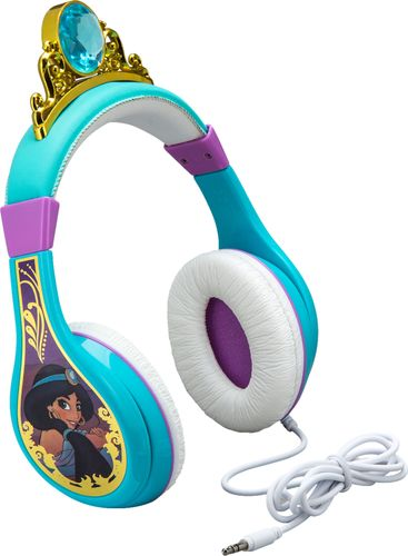eKids Aladdin Wired Over-Ear Headphones (140.EXV9I)