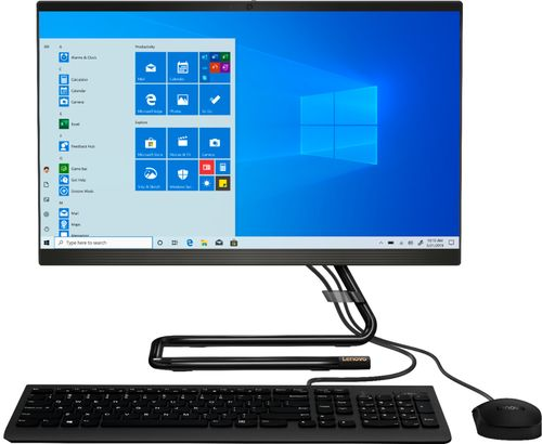 lenovo-ideacentre-a340-22igm-215-touch-screen-all-in-one-intel-pentium-silver-4gb-memory-1tb-hard-drive-black