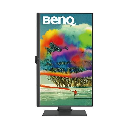 BenQ - DesignVue PD series PD2700U 27  IPS LED 4K UHD Monitor - Black 3840 x 2160 resolution (4K Ultra HD)5 ms response timeDisplayPort, Mini DisplayPort & 2 HDMI inputs
