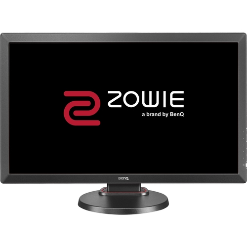 BenQ - ZOWIE RL Series RL2455TS 24  LED FHD Monitor - Gray 1920 x 1080 resolution (Full HD)1 ms response time75 Hz refresh rateDVI-D, VGA & 2 HDMI inputs170° horizontal and 160° vertical viewing angles