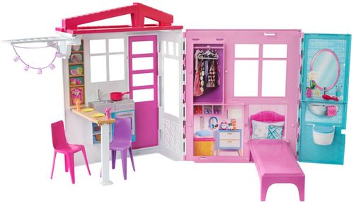 Barbie - Dollhouse - Styles May Vary