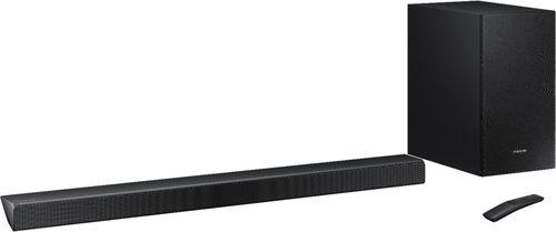 SAMSUNG 2.1 Channel 320W Soundbar System with Wireless Subwoofer - HW-R550/ZA