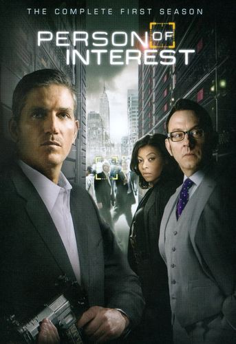 Person of Interest: The Complete First Season [6 Discs] [DVD] 6329686