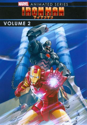 Iron Man: The Animated Series, Vol. 2 [DVD] 6330106