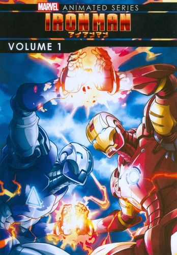 Iron Man: The Animated Series, Vol. 1 [DVD] 6330115