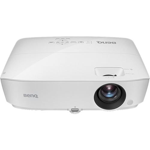 BenQ - MH535FHD 1080p DLP Projector - White DLP1080p resolution3600 lumens brightness16:9 aspect ratio