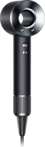 Dyson - Supersonic Hair Dryer - Black/Nickel Thee speeds and four heat settingsTemperature sensorMagnetic attachmentsBalanced handle
