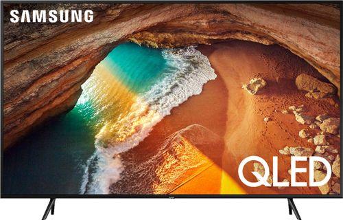 SAMSUNG 75u0022 Class 4K Ultra HD (2160P) HDR Smart QLED TV QN75Q60R (2019 Model)