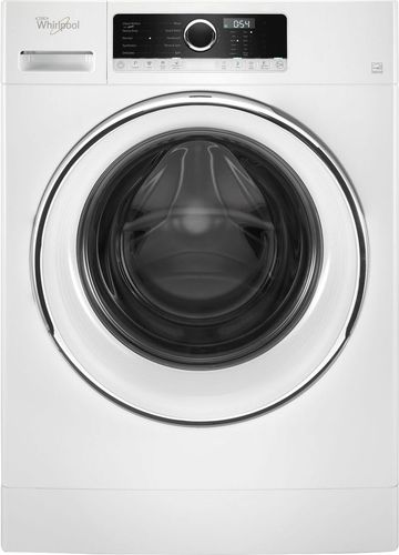 Whirlpool 2.3 cu. ft. High Efficiency White Front Load Compact Washing Machine, ENERGY STAR