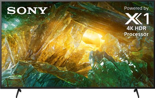 Sony 75u0022 Class BRAVIA 4K (2160P) UHD HDR Android Smart LED TV (XBR75X800G)
