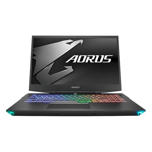 GIGABYTE AORUS Gaming Laptop 15.6u0022 Intel Core i7-8750H, NVIDIA Geforce RTX 2060, 16GB RAM, 512GB+2TB Storage, Windows 10, 15-W9-RT4BD