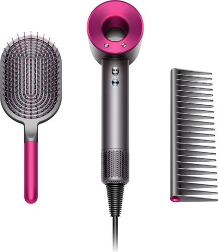 Dyson - Supersonic Limited Edition Hair Dryer - Fuchsia/Iron