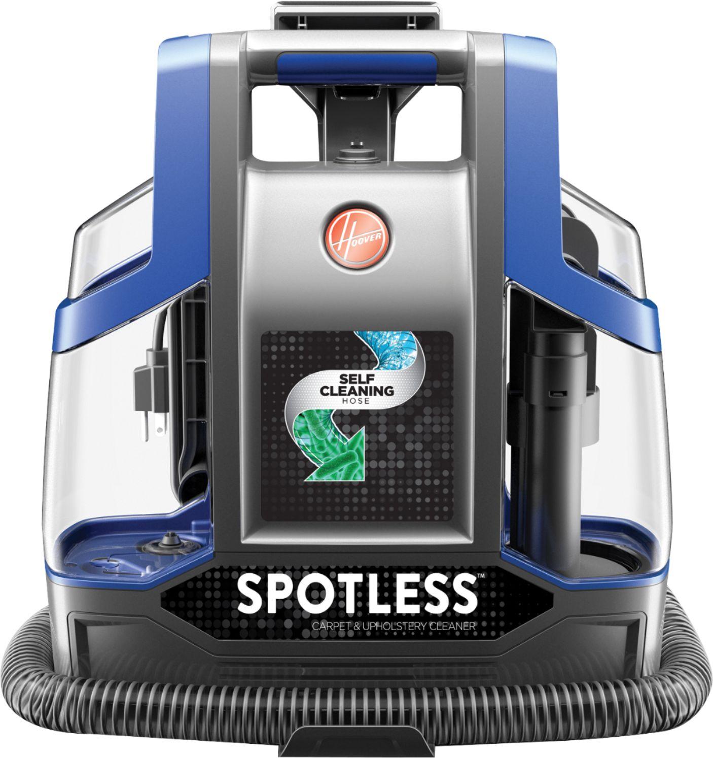 Hoover Spotless Deluxe Carpet Cleaner, Blue Spotless Deluxe