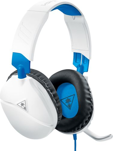 31ad232f819 Turtle Beach Recon 70 Wired Gaming Headset for PlayStation 4 - White