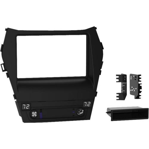 Harness for 2007-2010 Hyundai Santa Fe Stereo Single Double DIN Dash Kit