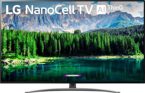 LG 55u0022 Class 8 Series 4K (2160P) Ultra HD Smart LED HDR NanoCell TV 55SM8600PUA 2019 Model