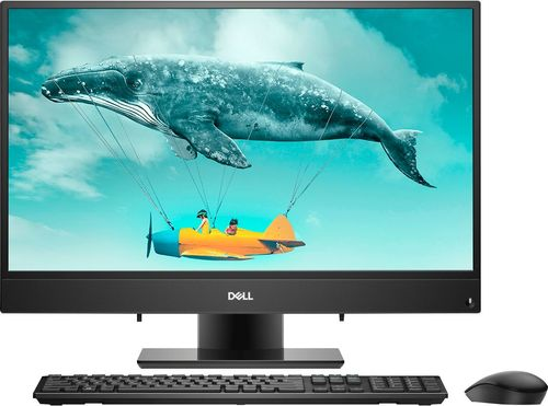 Dell - Inspiron 23.8u0022 Touch-Screen All-In-One - AMD A9-Series - 8GB Memory - 256GB Solid State Drive - Black