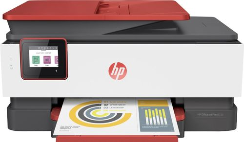 HP OfficeJet Pro 8035 All-in-One Wireless Printer | Basalt |  5LJ23A#B1H
