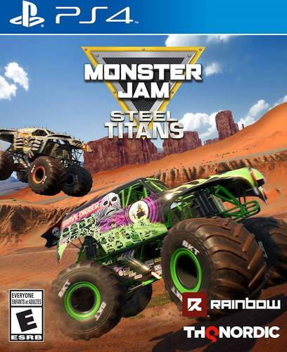 Monster Jam: Steel Titans - PlayStation 4