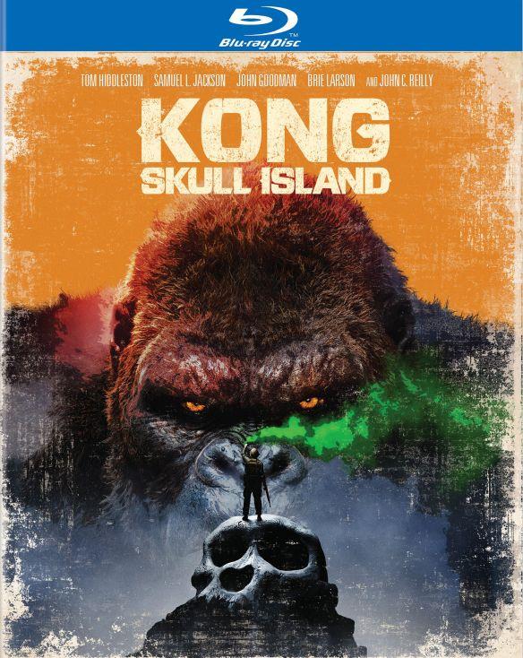 Kong: Skull Island [Blu-ray] [$8 Movie Money] [2017]