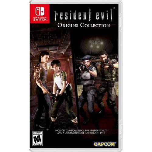 Resident Evil: Origins Collection - Nintendo Switch
