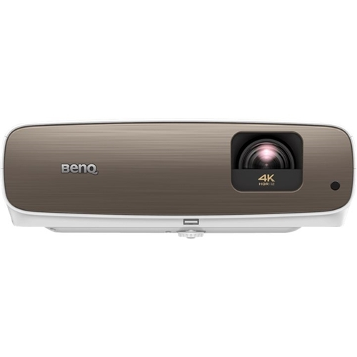 BenQ - CinePrime HT3550 4K DLP Projector with High Dynamic Range - Brown/White DLP4K Ultra HD2000 lumens brightness16:9 aspect ratio