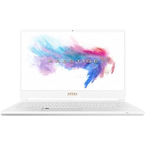 MSI Prestige P65 Creator 8RF-442 15.6u0022 LCD - Intel Core i7 (8th Gen) i7-8750H 2.2GHz - 16GB DDR4 SDRAM - 256GB SSD - Windows 10 Pro - NVIDIA GeForce GTX 1070 8GB GDDR5 - Notebook