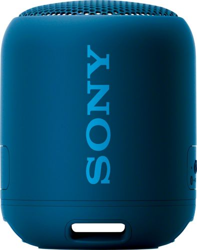 Sony SRS-XB12 - Speaker - for portable use - wireless - Bluetooth - blue