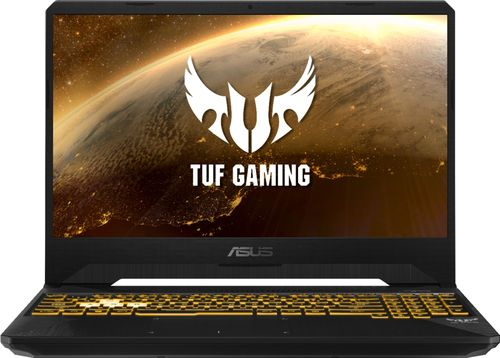 ASUS - FX505DD-DR5N6 15.6u0022 Gaming Laptop - AMD Ryzen 5 - 8GB Memory - NVIDIA GeForce GTX 1050 - 256GB Solid State Drive - Black Notebook PC Computer