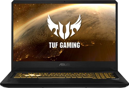 ASUS FX705DT-DR7N8 17.3u0022 Gaming Laptop - AMD Ryzen 7 - 8GB Memory - NVIDIA GeForce GTX 1650 - 512GB Solid State Drive - Black Notebook PC Computer