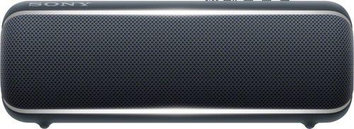 Sony XB22 Waterproof Wireless Bluetooth Speaker - Black (SRSXB22/B)