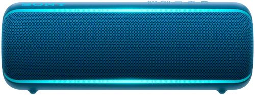 Sony XB22 Waterproof Wireless Bluetooth Speaker - Blue (SRSXB22/L)