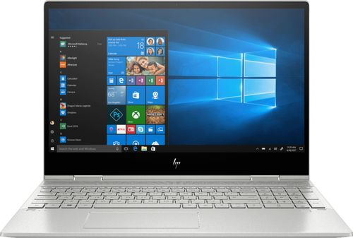 HP - ENVY x360 2-in-1 15.6u0022 Touch-Screen Laptop - Intel Core i5 - 8GB Memory - 256GB Solid State Drive - Natural Silver, Sandblasted Anodized Finish